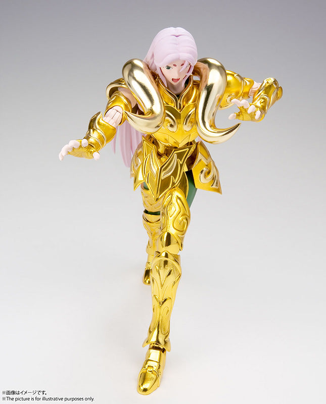 *PRE ORDER* Saint Seiya Saint Cloth Myth Ex Action Figure Aries Mu Revival Ver. (ETA SEPTEMBER)