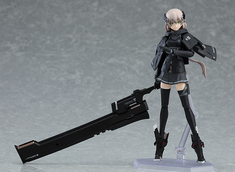 *PRE ORDER* Heavily Armed High School Girls Figma Ichi (ETA MARCH)