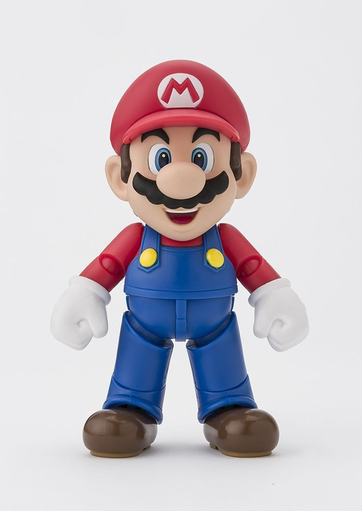 *BACK ORDER* SUPER MARIO NEW PACK SH FIGUARTS