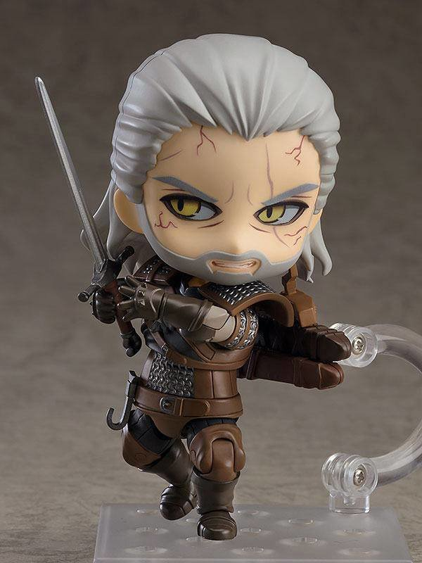 The Witcher 3 Wild Hunt Nendoroid Geralt Special Edition 10 cm