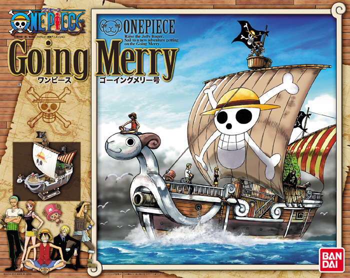 ONE PIECE GOING MERRY MK