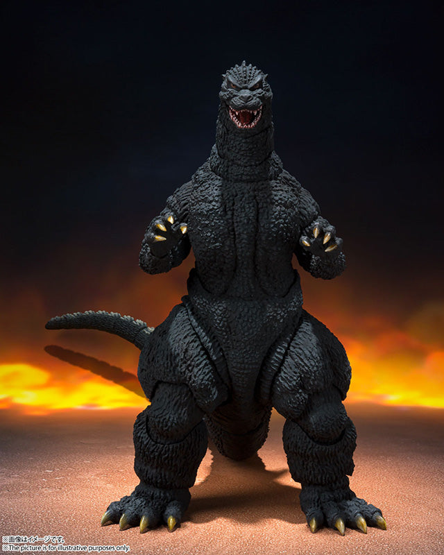 *PRE ORDER* Godzilla vs. Biollante SH MonsterArts Action Figure Godzilla 1989 (ETA SEPTEMBER)