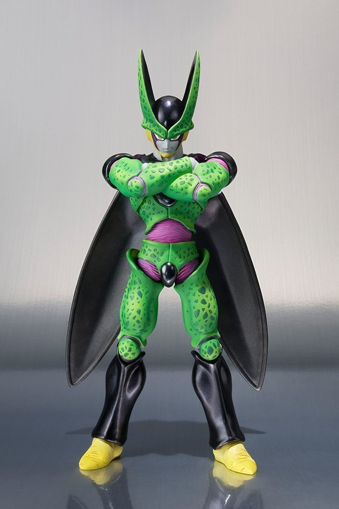 DRAGONBALL Z PERFECT CELL PREM COLOR S.H.FIGUARTS