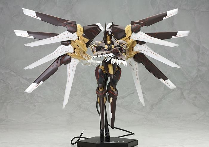 Zone of the Enders Model Kit ANUBIS 18 cm
