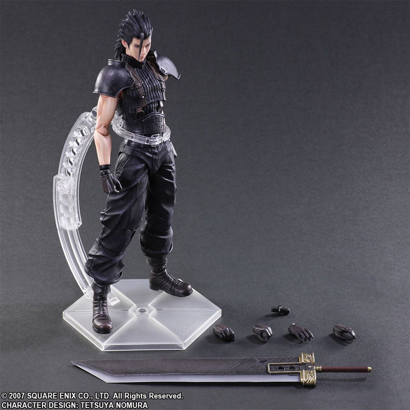 *PRE ORDER* FINAL FANTASY 7 CRISIS CORE PLAY ARTS KAI - ZACK (ETA OCTOBER)