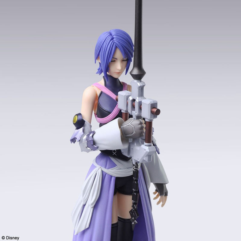 KINGDOM HEARTS 3 BRING ARTS - AQUA