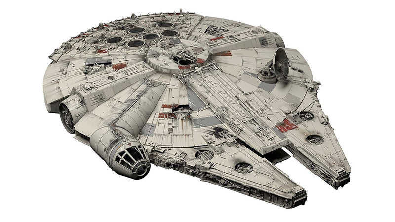 Star Wars Episode IV Perfect Grade Plastic Model Kit 1/72 Millennium Falcon 48 cm