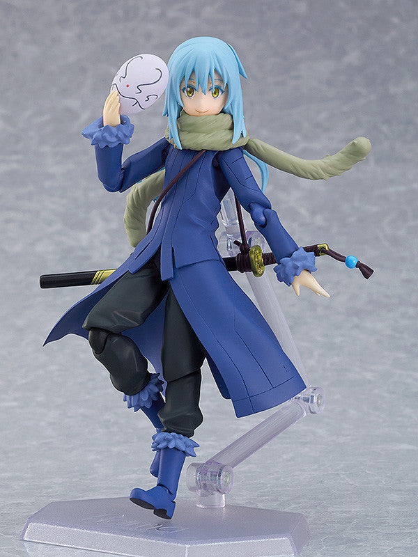 *PRE ORDER* That Time I Got Reincarnated as a Slime Figma Rimuru (ETA OCTOBER)