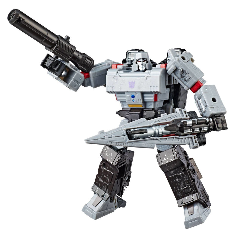 Transformers Generations War for Cybertron: Siege Voyager Megatron