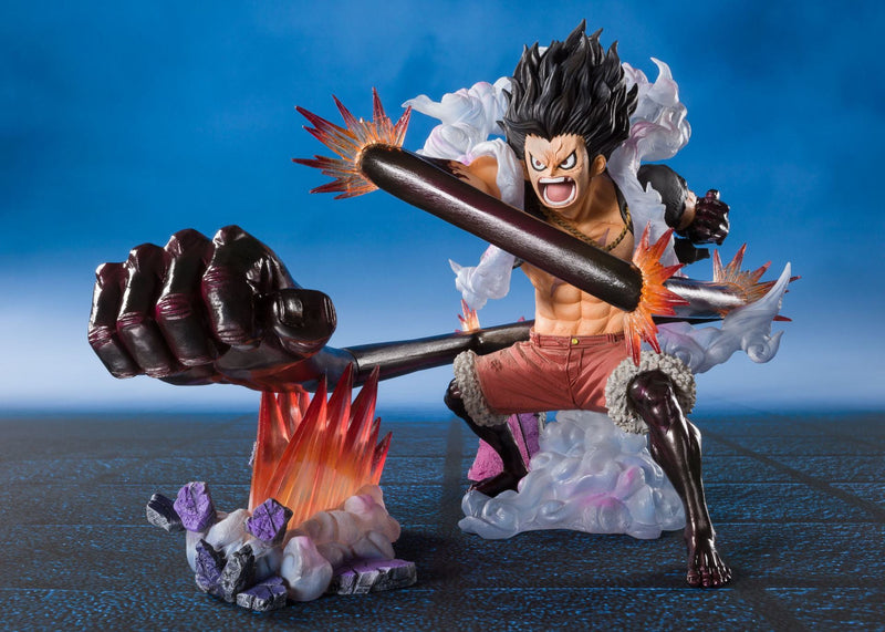 *BACK ORDER* ONE PIECE ZERO LUFFY GEAR 4 SNAKEMAN KING COBRA