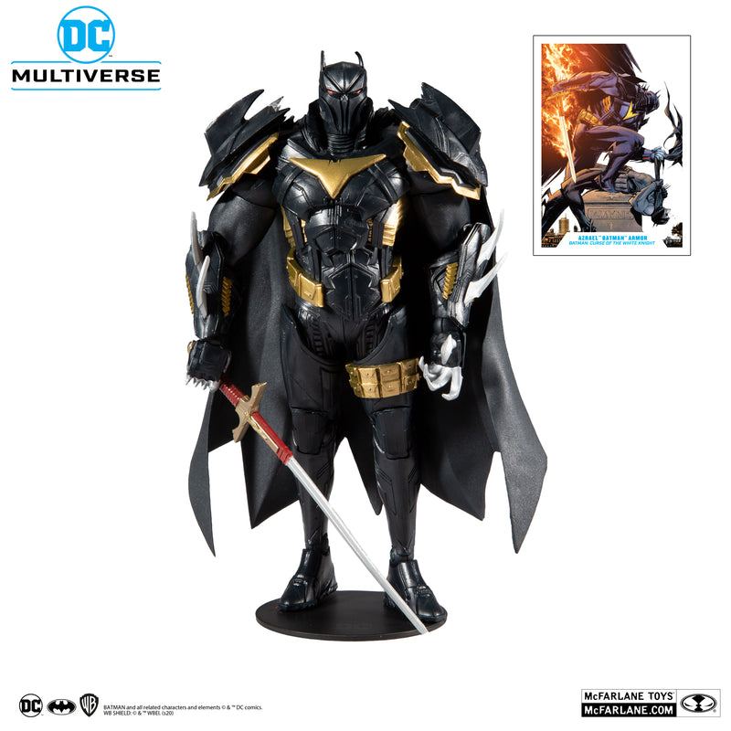 McFarlane AZREAL IN BATMAN ARMOR - AZBAT (COMING SOON)