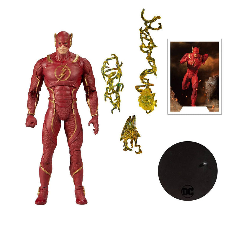 *PRE ORDER* McFarlane Toys DC Multiverse Injustice Flash Figure (ETA MARCH)