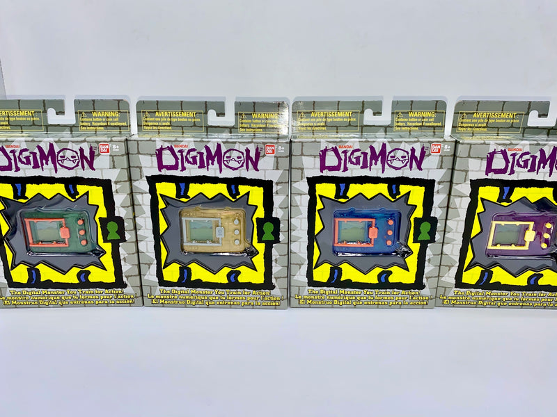 Original Digimon (Digital Monster) Device