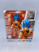 DRAGONBALL SUPER SS God SS SON GOKU S.H.FIGUARTS