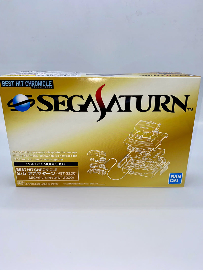 BANDAI Model kit 2/5 SEGA SATURN (HST-3200)