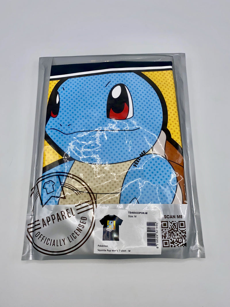 Pokémon T-Shirt Squirtle Pop