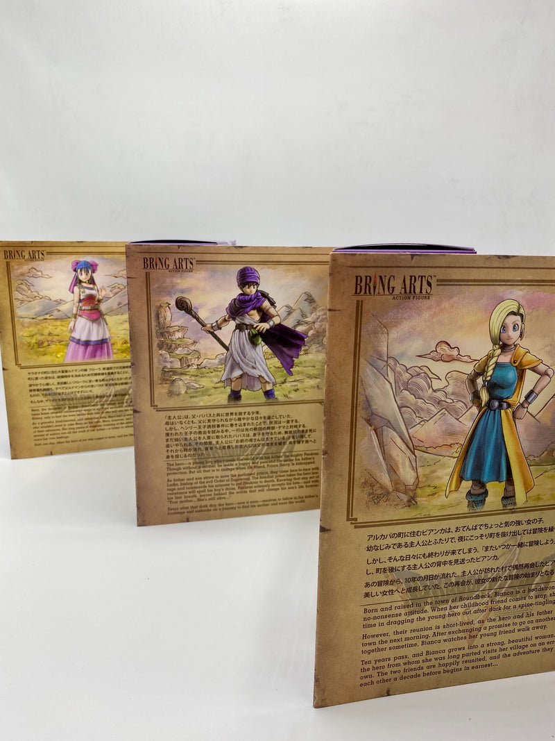DRAGON QUEST V HAND OF THE HEAVENLY BRIDE: BRING ARTS NERA