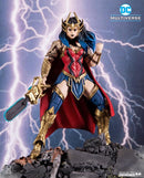 *PRE ORDER* McFarlane Toys DC Multiverse Death Metal Wonder Woman - Darkfather Build-A-Figure-Wave (ETA APRIL)