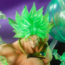 Dragonball Figuarts Zero Super Saiyan Broly The Burning Battles Event Exclusive Color