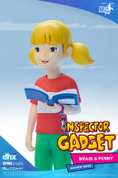 *PRE ORDER* INSPECTOR GADGET – Brain & Penny 1/12 Action Figure (ETA JANUARY)