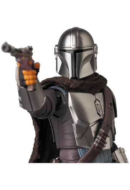 *PRE ORDER* STAR WARS MAFEX No.129 MANDALORIAN (ETA DECEMBER)