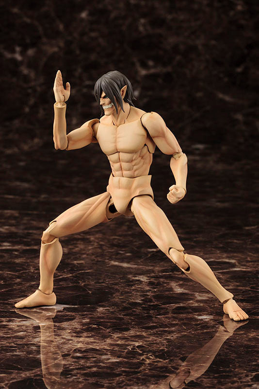 *PRE ORDER* Attack on Titan Eren Yeager Plastic Model Kit 1/12 16 cm (ETA MARCH)