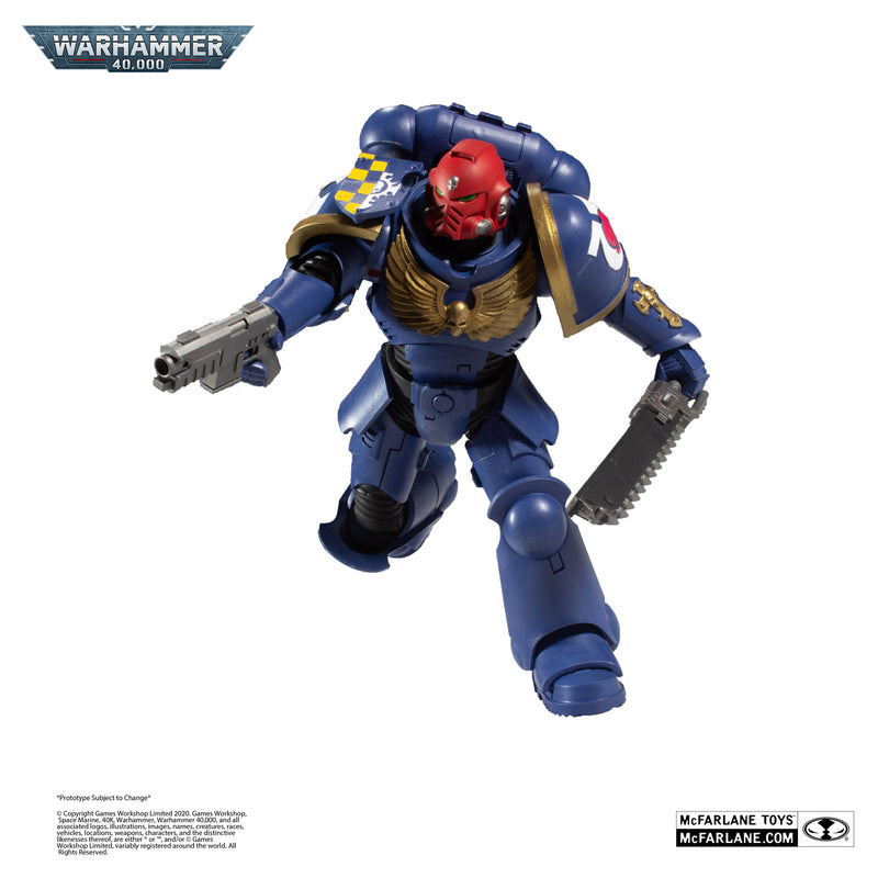 WARHAMMER 40K: ULTRAMARINES PRIMARIS ASSAULT INTERCESSOR