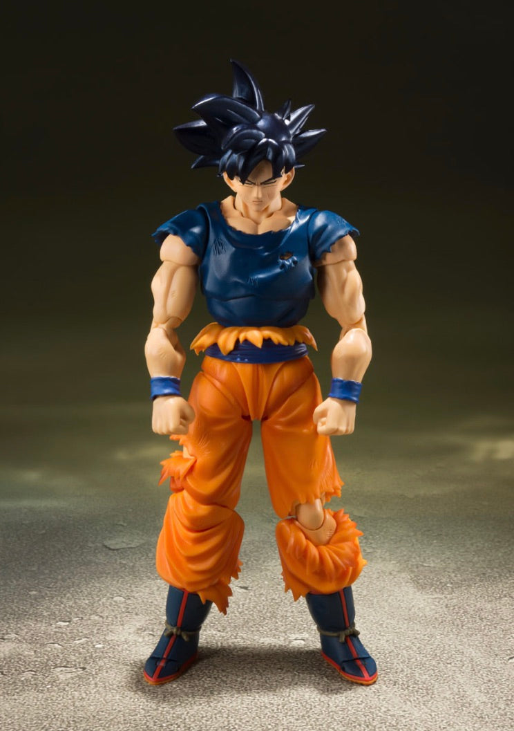 "Dragon Ball Super Son Goku Ultra Instinct ""Sign"" S.H.FIGUARTS - Event Exclusive Color Edition"