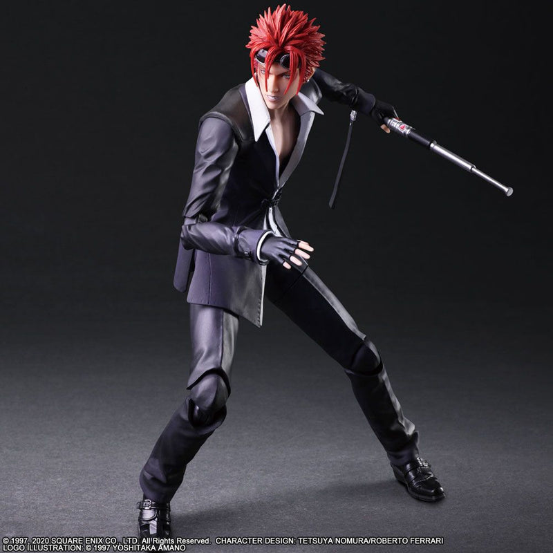 *PRE ORDER* FINAL FANTASY 7 PLAY ARTS KAI - RENO (ETA DECEMBER)