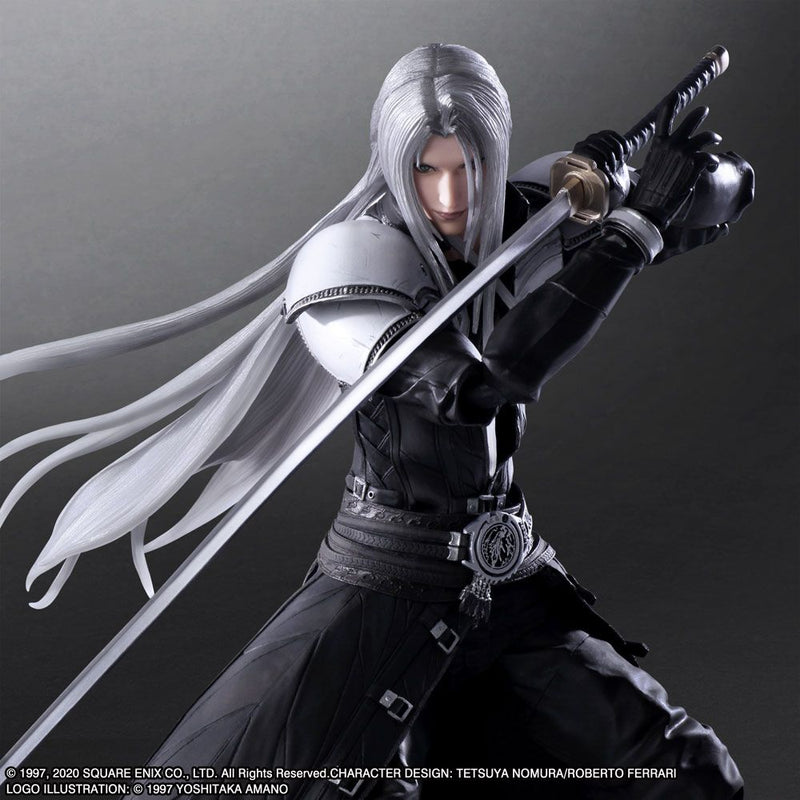 *PRE ORDER* FINAL FANTASY 7 PLAY ARTS KAI - SEPHIROTH (ETA FEBRUARY)