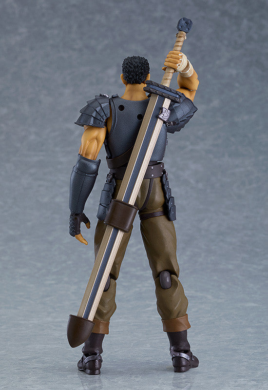 *PRE ORDER* Berserk Figma Guts: Band of the Hawk ver. Repaint Edition (ETA JUNE)