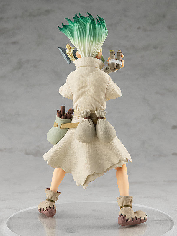 *PRE ORDER* Dr. Stone POP UP PARADE Senku Ishigami (ETA DECEMBER)