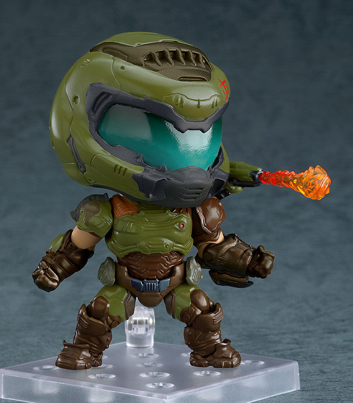 *PRE ORDER* DOOM Eternal Nendoroid Doom Slayer (ETA JUNE)