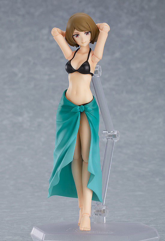 *PRE ORDER* Female Swimsuit Body figma Chiaki (ETA JUNE)