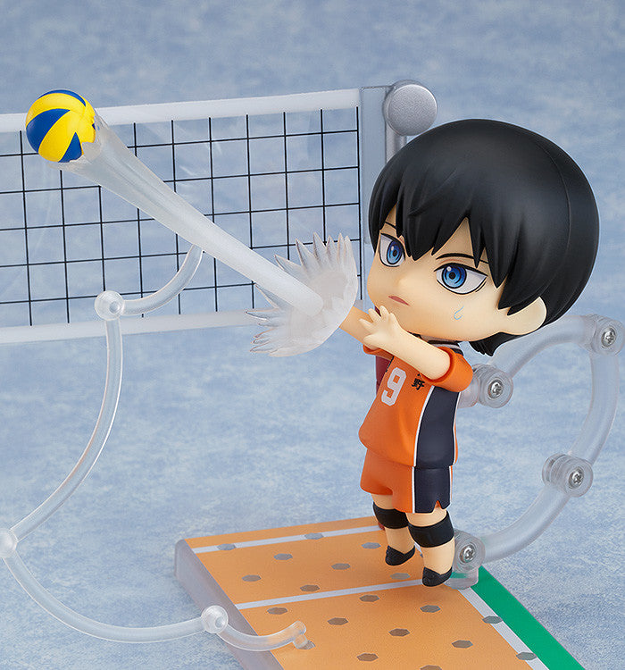 HAIKYU!! TO THE TOP Nendoroid Tobio Kageyama: The New Karasuno Ver.