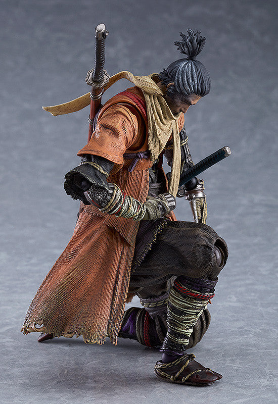 *PRE ORDER* Sekiro: Shadows Die Twice Figma Sekiro DX EDITION (ETA JANUARY)