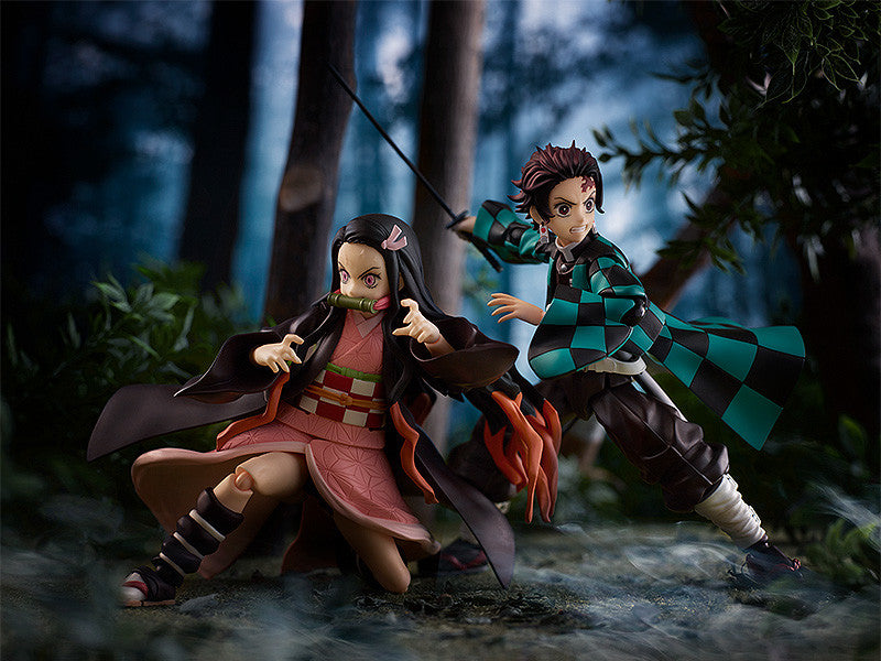 *PRE ORDER* Demon Slayer: Kimetsu no Yaiba Figma Nezuko Kamado DX edition (ETA SEPTEMBER)