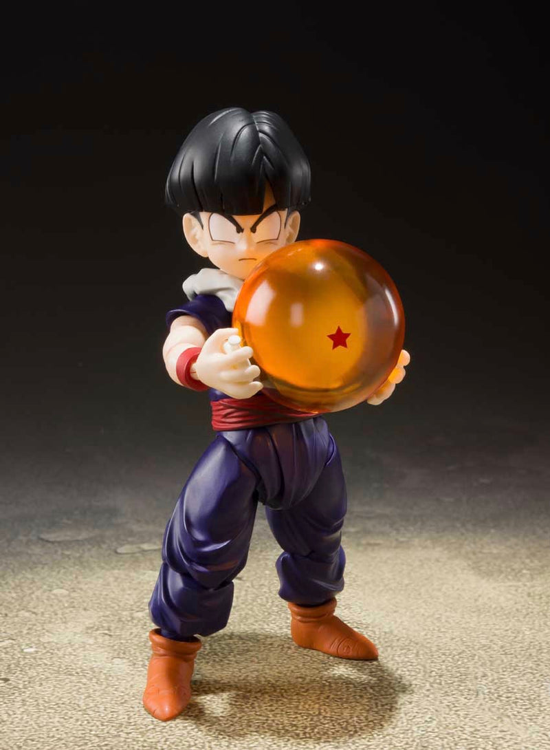 *PRE ORDER* DRAGONBALL Z SON GOHAN - KID VERSION SH FIGUARTS (ETA DECEMBER)