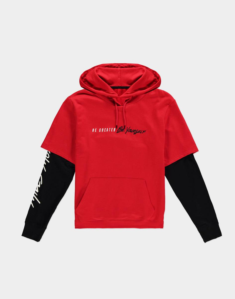 *PRE ORDER* Spider-Man Hooded Sweater Be Greater Be Yourself (ETA NOVEMBER)