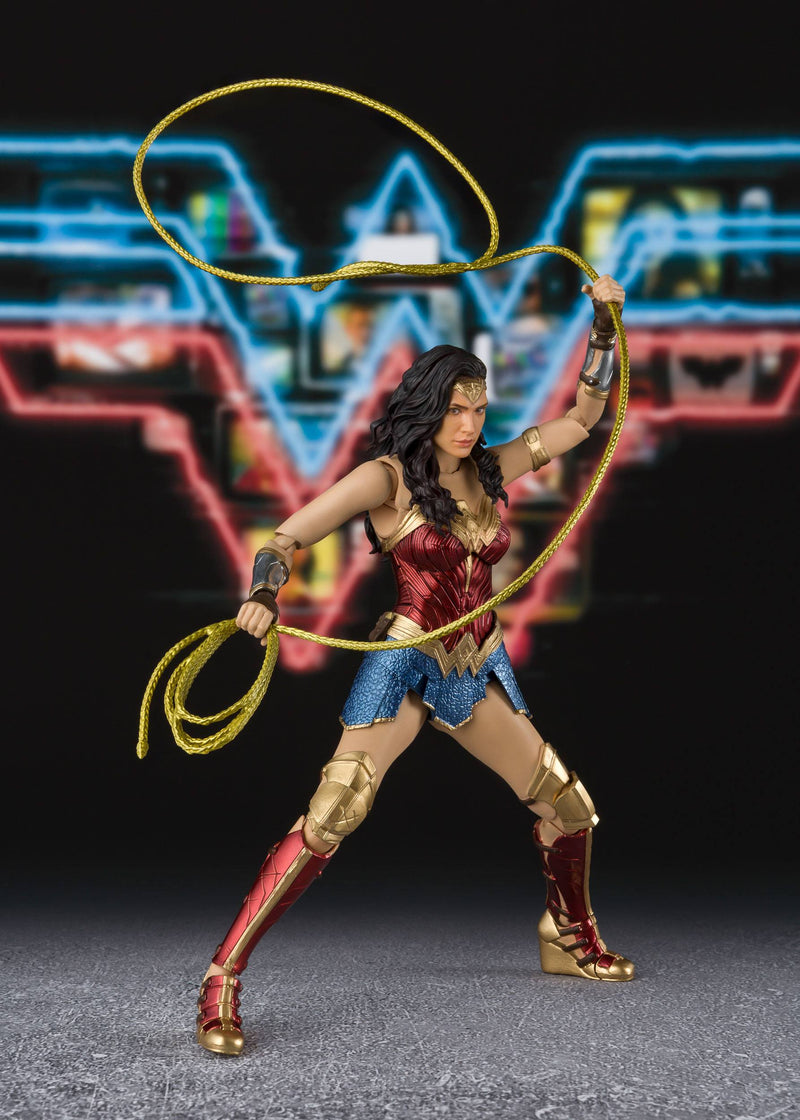 Wonder Woman 1984 SH Figuarts (ETA OCTOBER)