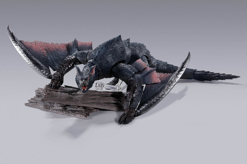 Monster Hunter SH MonsterArts Nargacuga