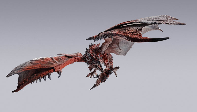 *PRE ORDER* Monster Hunter SH MonsterArts Rathalos (ETA NOVEMBER)