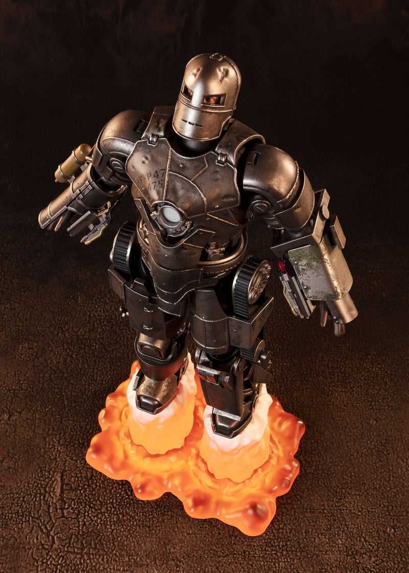 Iron Man SH Figuarts Iron Man Mk 1 - Birth of Iron Man