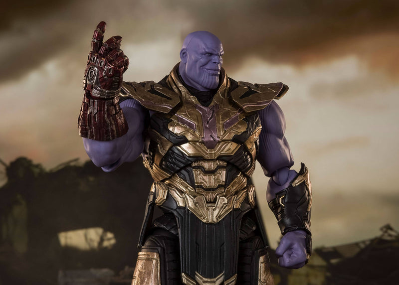 Avengers: Endgame SH Figuarts Thanos Final Battle Edition