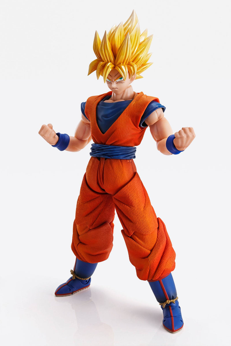 Bandai's DragonBall Z Imagination Works 1/9 Son Goku