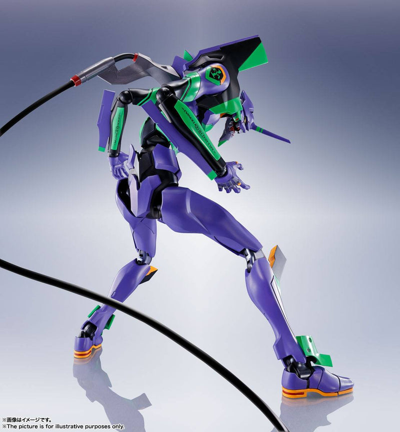 *PRE ORDER* Rebuild of Evangelion DYNACTION Evangelion Test Type-01 (ETA FEBRUARY)