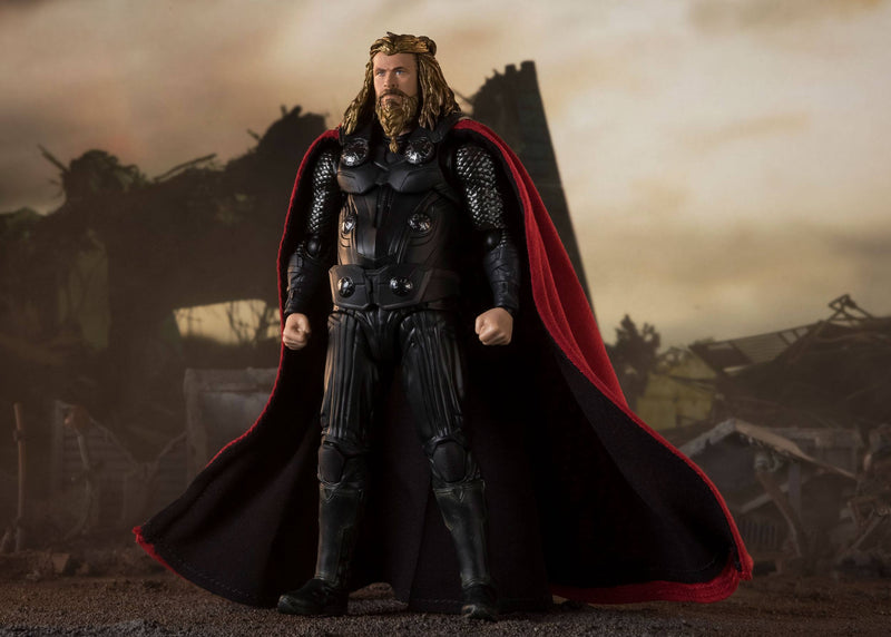 *PRE ORDER* Avengers: Endgame SH Figuarts Thor Final Battle Edition (ETA FEBRUARY)