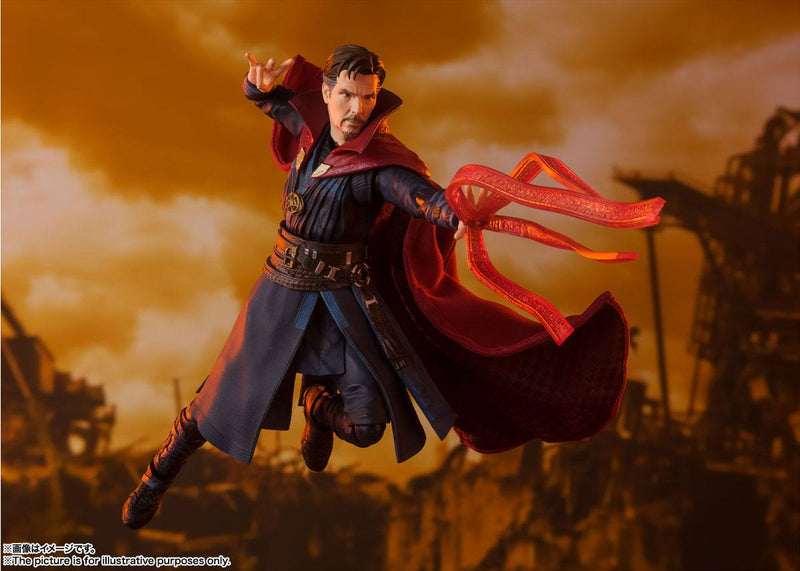 *PRE ORDER* Avengers Infinity War SH Figuarts Doctor Strange - Battle on Titan Edition (ETA MARCH)