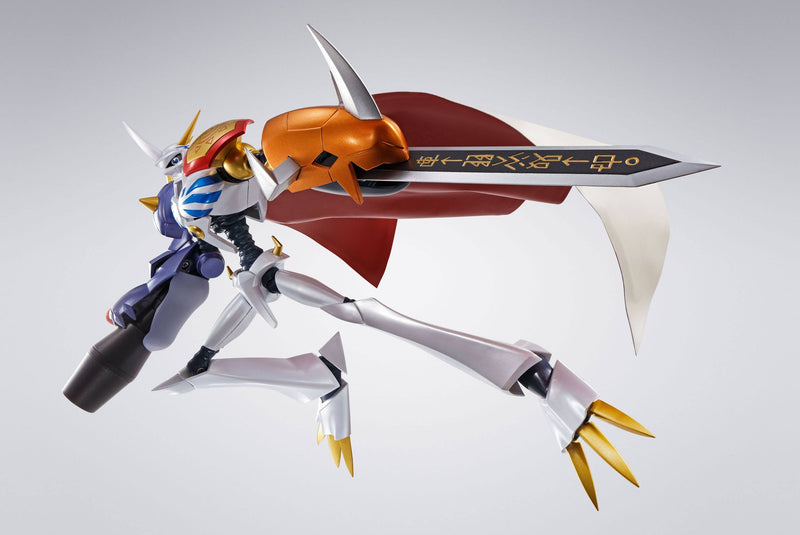 *PRE ORDER* Digimon Adventure: Our War Game! S.H. Figuarts Omegamon Premium Color Edition (ETA APRIL)