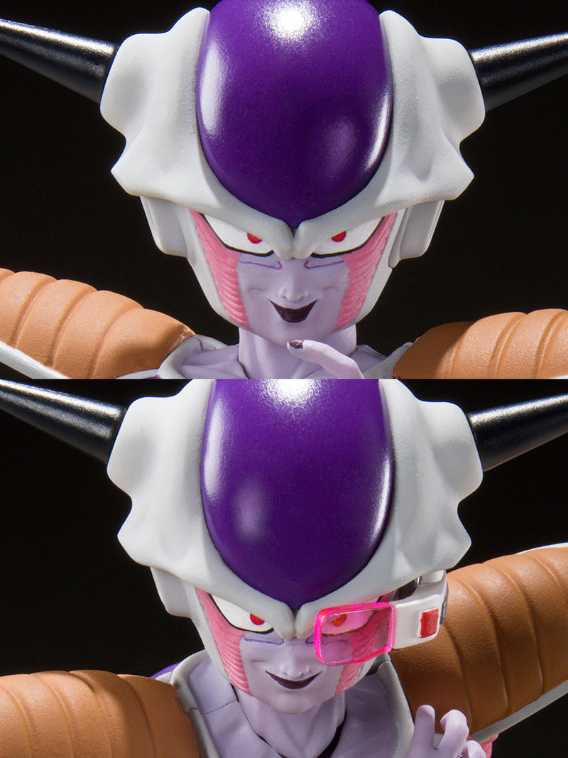 *PRE ORDER* DRAGONBALL Z FRIEZA FIRST FORM & FRIEZA POD SH FIGUARTS (ETA MAY)